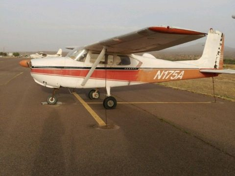 complete 1958 Cessna 175 Skylark aircraft for sale