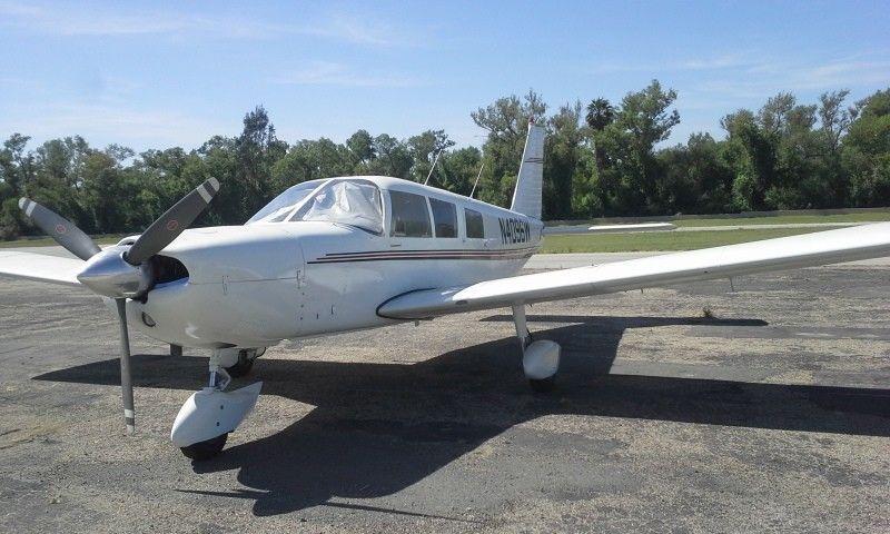 flies great 1967 Piper Cherokee PA32 aircraft