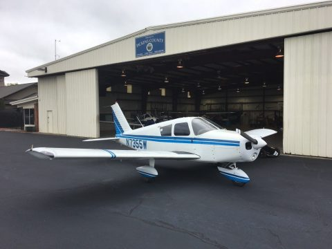 good condition 1963 Piper Cherokee 180 aircraft for sale