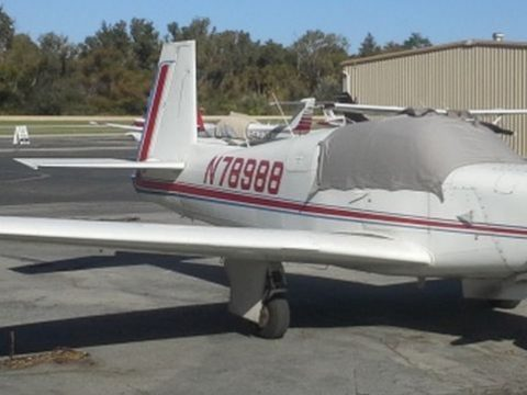 great flyer 1962 Mooney M20C all metal aircraft for sale
