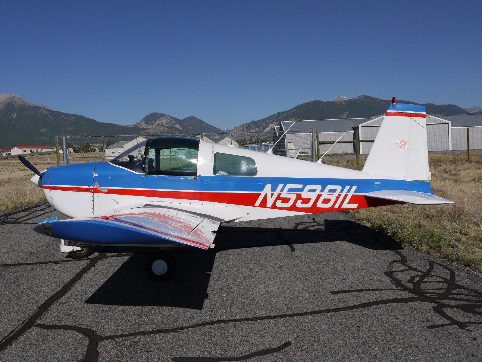 great flying 1969 Grumman AA1 Yankee 160HP aircraft for sale