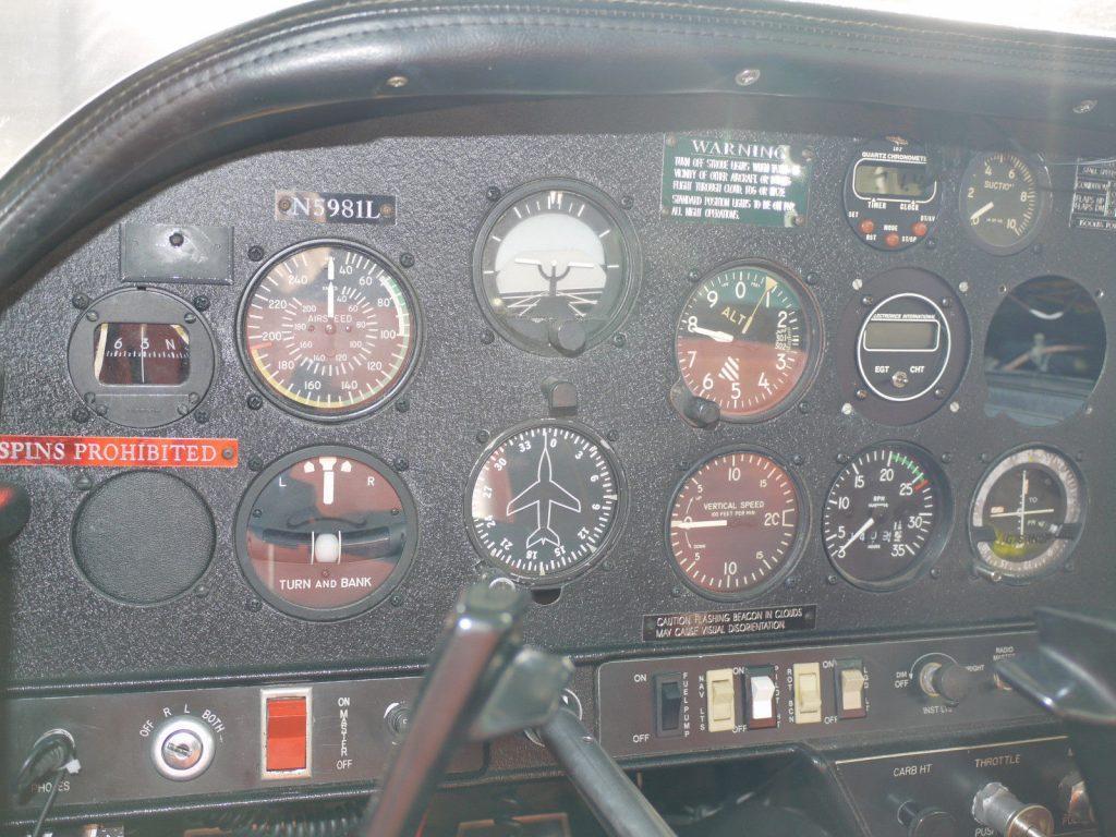 great flying 1969 Grumman AA1 Yankee 160HP aircraft