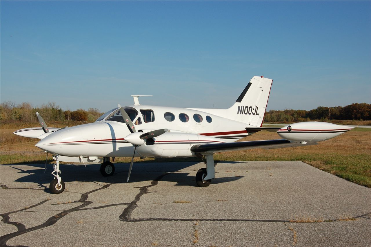 great shape 1968 Cessna 421 Aircraft for sale