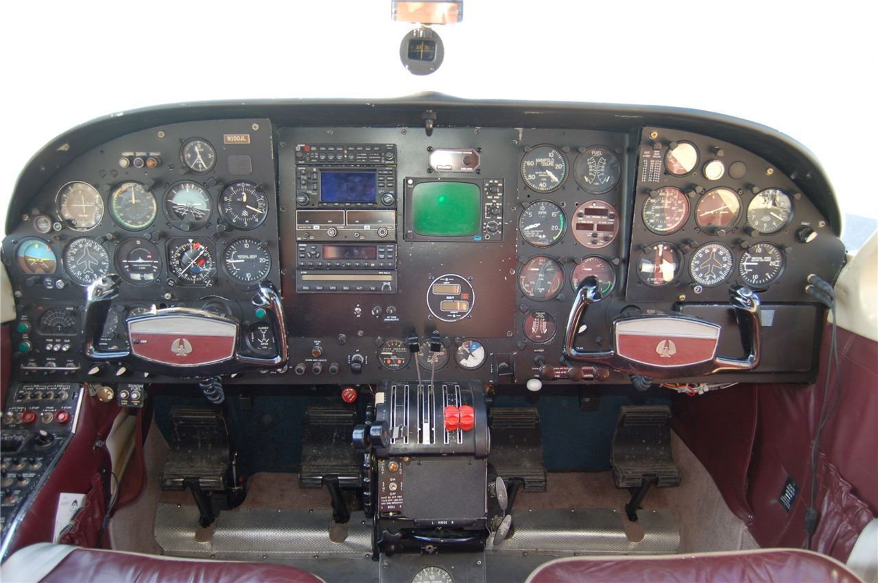 great shape 1968 Cessna 421 Aircraft