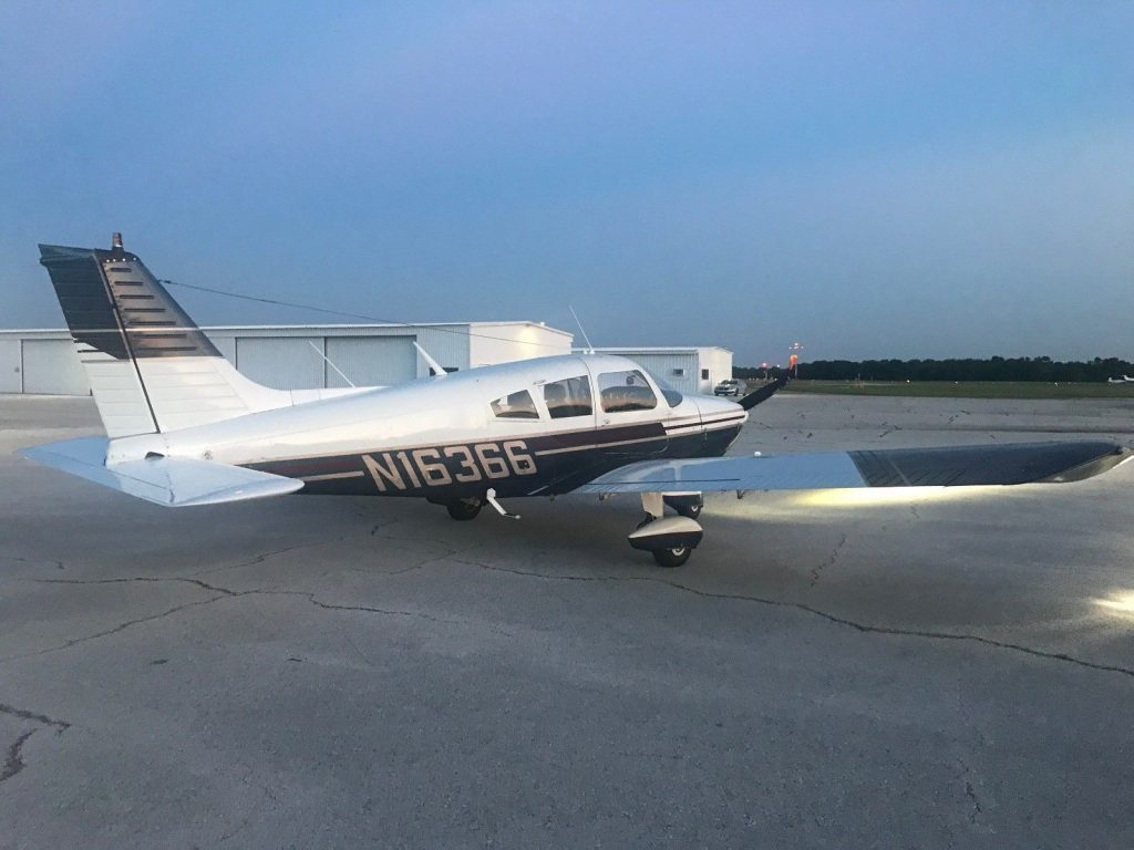LOW time 1973 Piper Challenger 180 aircraft