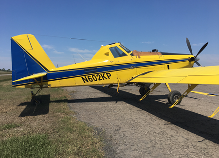 powerful 1999 Air Tractor 602 N602 for sale