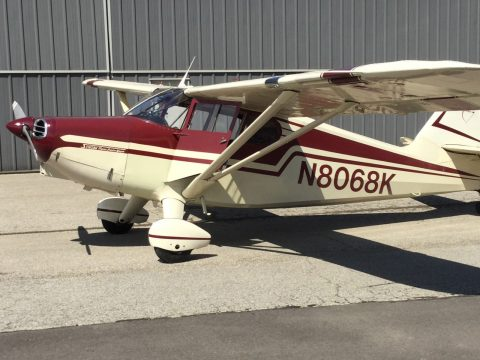 some issues 1947 Stinson 108 2 Station Wagon aircraft for sale