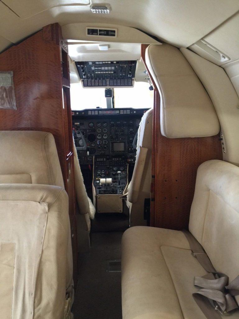 Well maintained 1983 Mitsubishi MU 300 Diamond aircraft