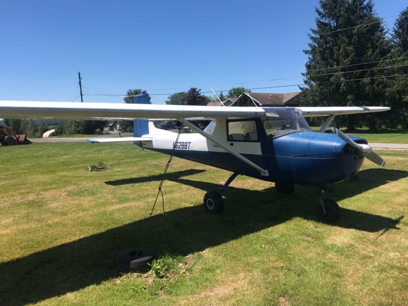 excellent trainer 1965 Cessna 150E aircraft