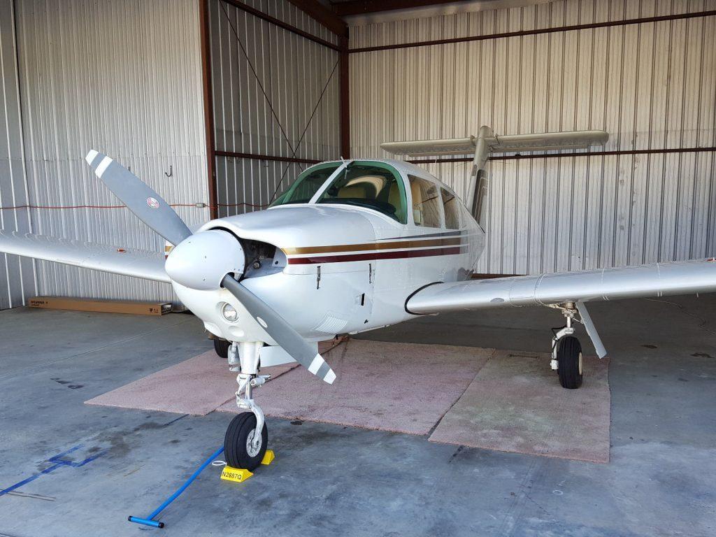 Fresh Prop Overhaul 1979 Piper Arrow IV Aircraft