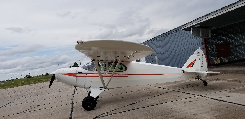 great shape 1947 Piper PA12 SuperCruiser aircraft for sale
