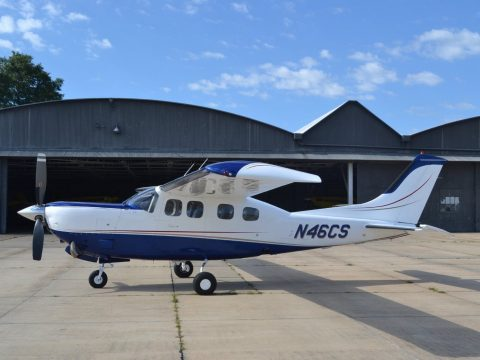 loaded 1980 Cessna P210 Silver Eagle aircraft for sale