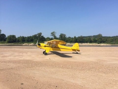 nice paint 1946 Piper cub j3 aircraft for sale
