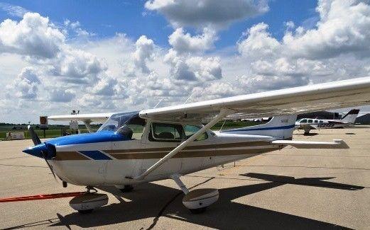 Very Low time 1979 Cessna 172N Skyhawk aircraft