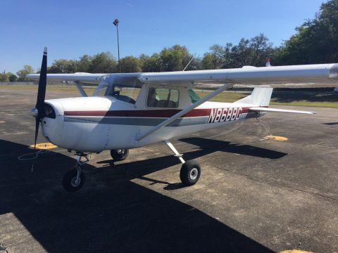 flies great 1966 Cessna 150 F TTAF aircraft for sale