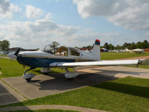 great shape 1977 Grumman Cheetah AA5A aircraft for sale