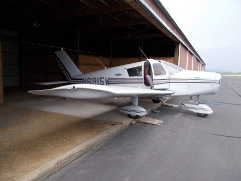 missing airframe 1965 Piper Cherokee 140 airplane for sale