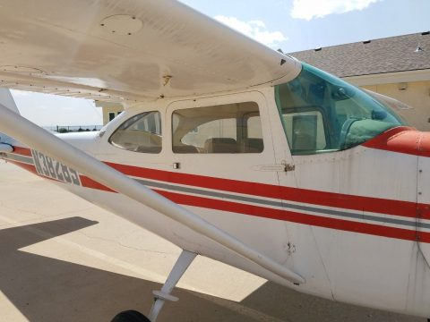 needs some work 1964 Cessna 172E aircraft for sale