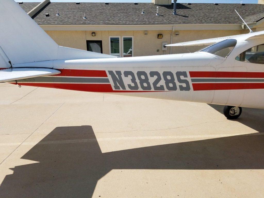 needs some work 1964 Cessna 172E aircraft