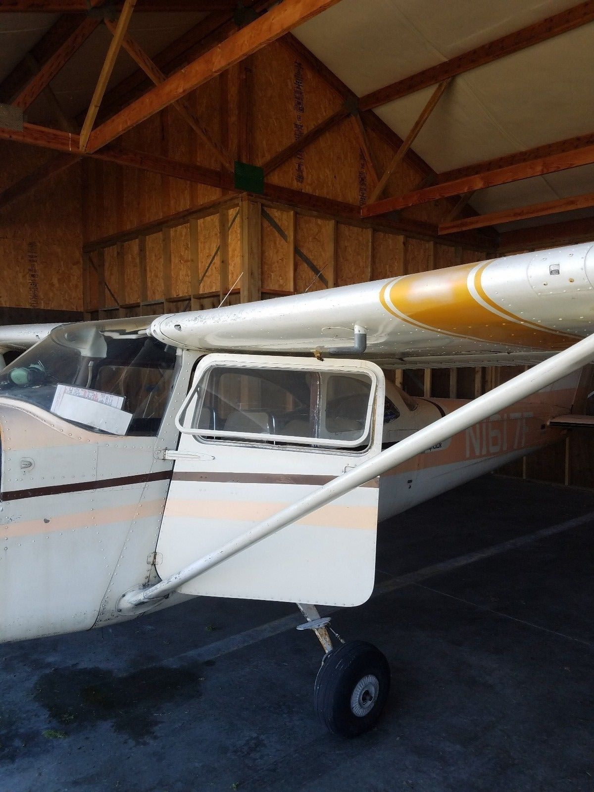 new parts 1966 Cessna Skyhawk 172H aircraft for sale