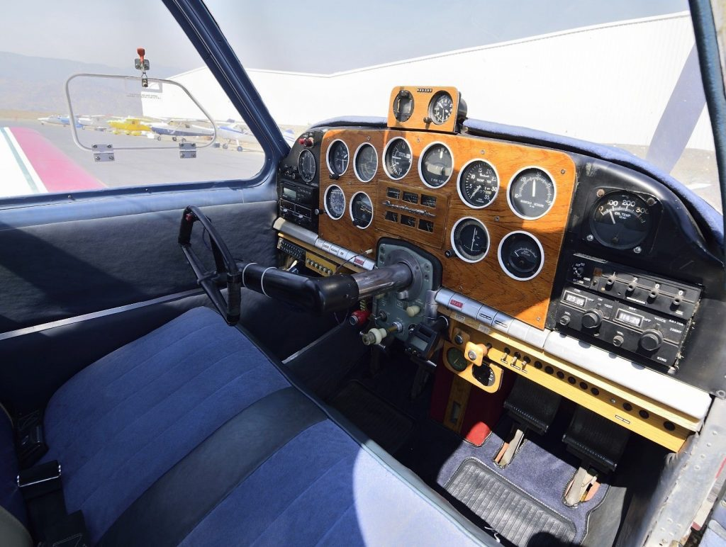 very nice 1947 Beechcraft Bonanza 35 V TAIL