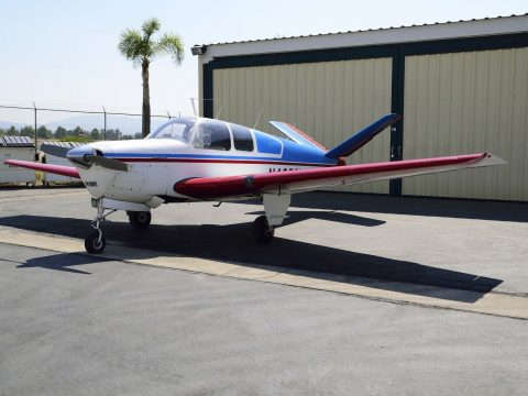 excellent 1947 Beechcraft Bonanza 35 V TAIL aircraft for sale