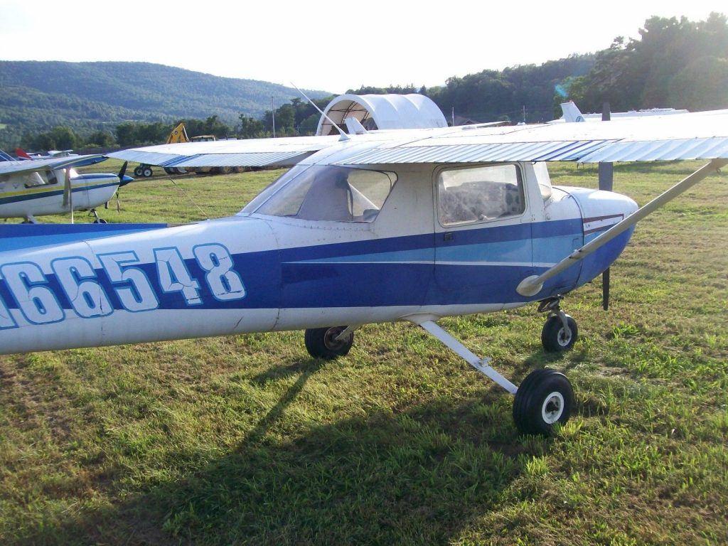 Low Time 1975 Cessna 150M aircraft
