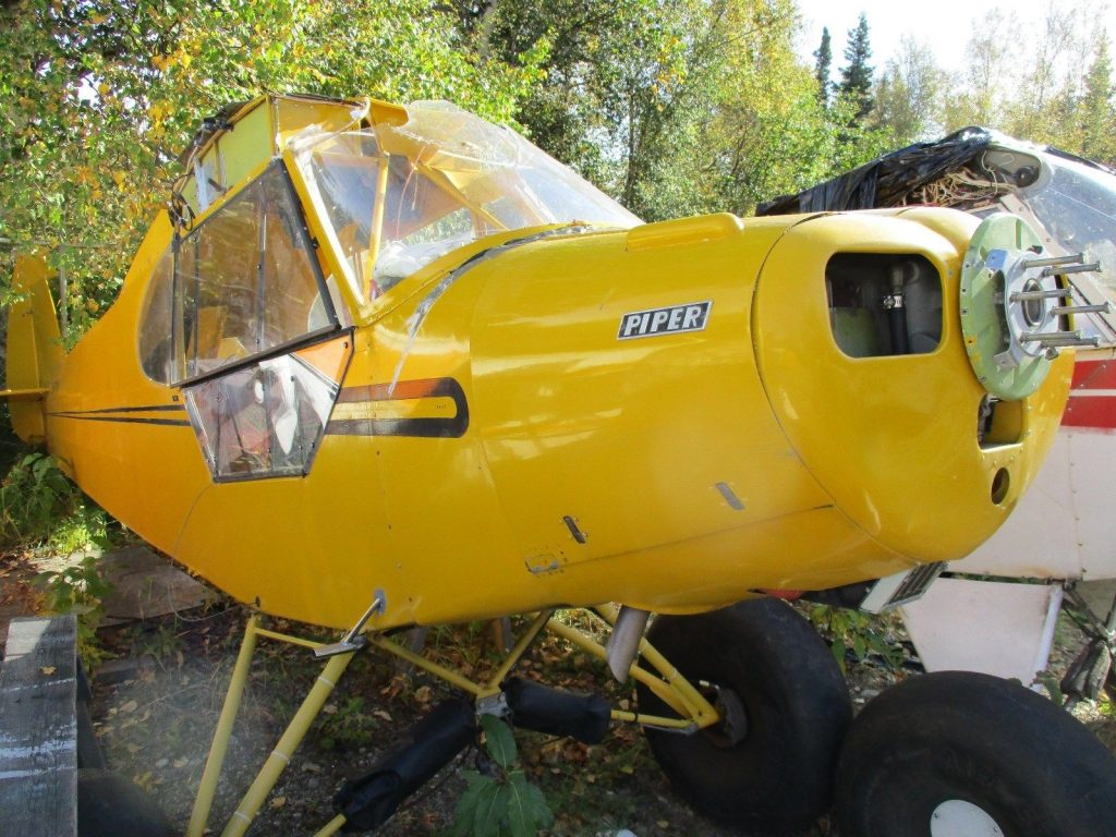 needs TLC 1947 Piper PA 11 aircraft