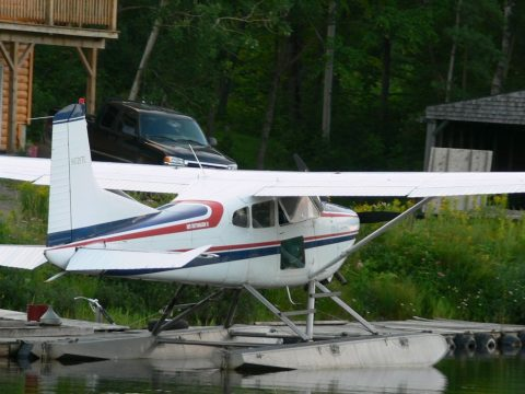 never damaged 1980 Cessna 185 aircraft for sale