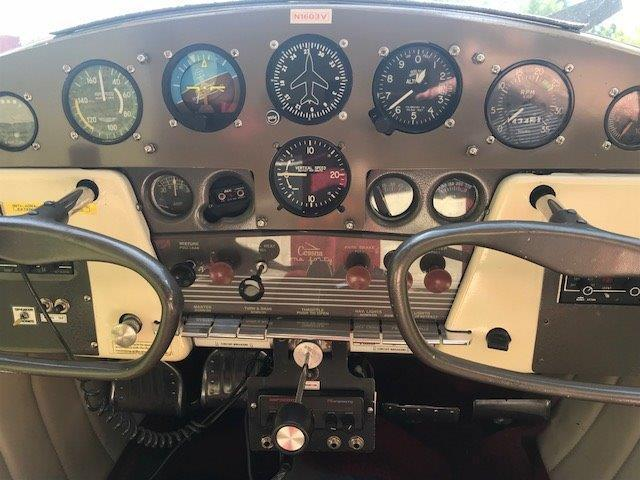 project 1946 Cessna aircraft