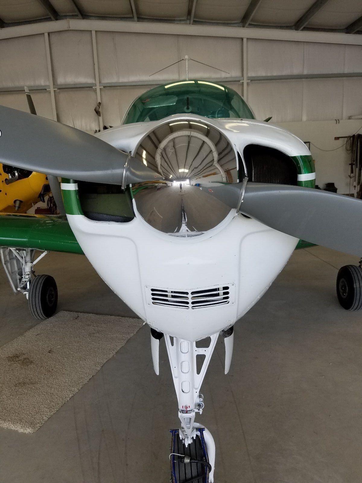ready to fly 1947 Beechcraft Bonanza 35 aircraft