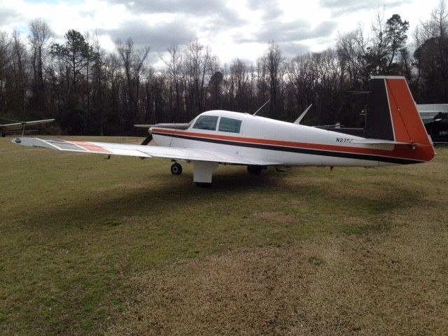 very nice 1966 Mooney M20C aircraft for sale
