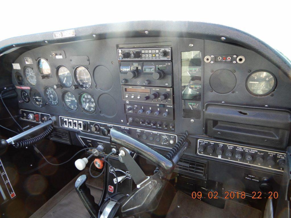 very nice 1973 Grumman aircraft