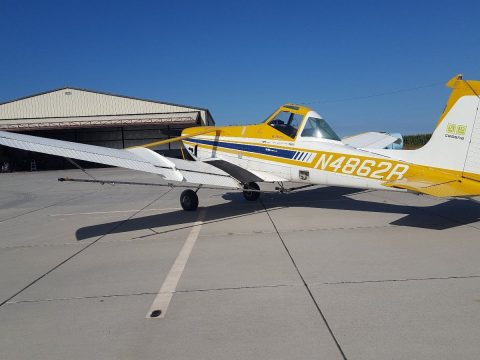 little damage 1975 Cessna aircraft for sale
