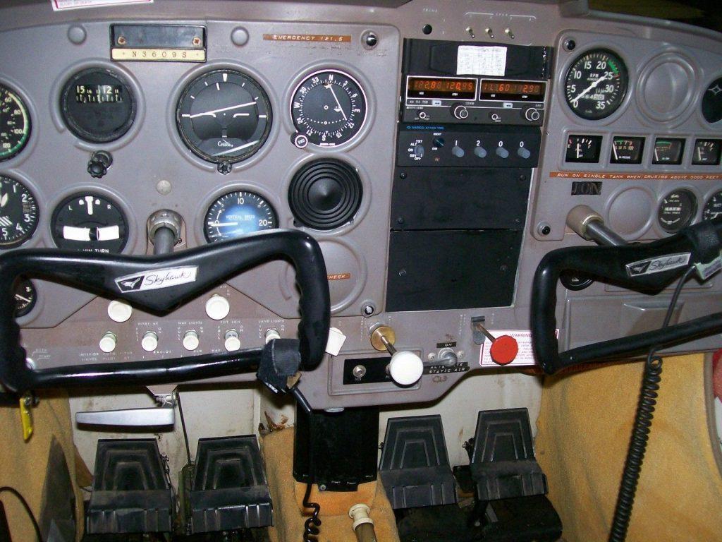 new parts 1964 Cessna 172E aircraft