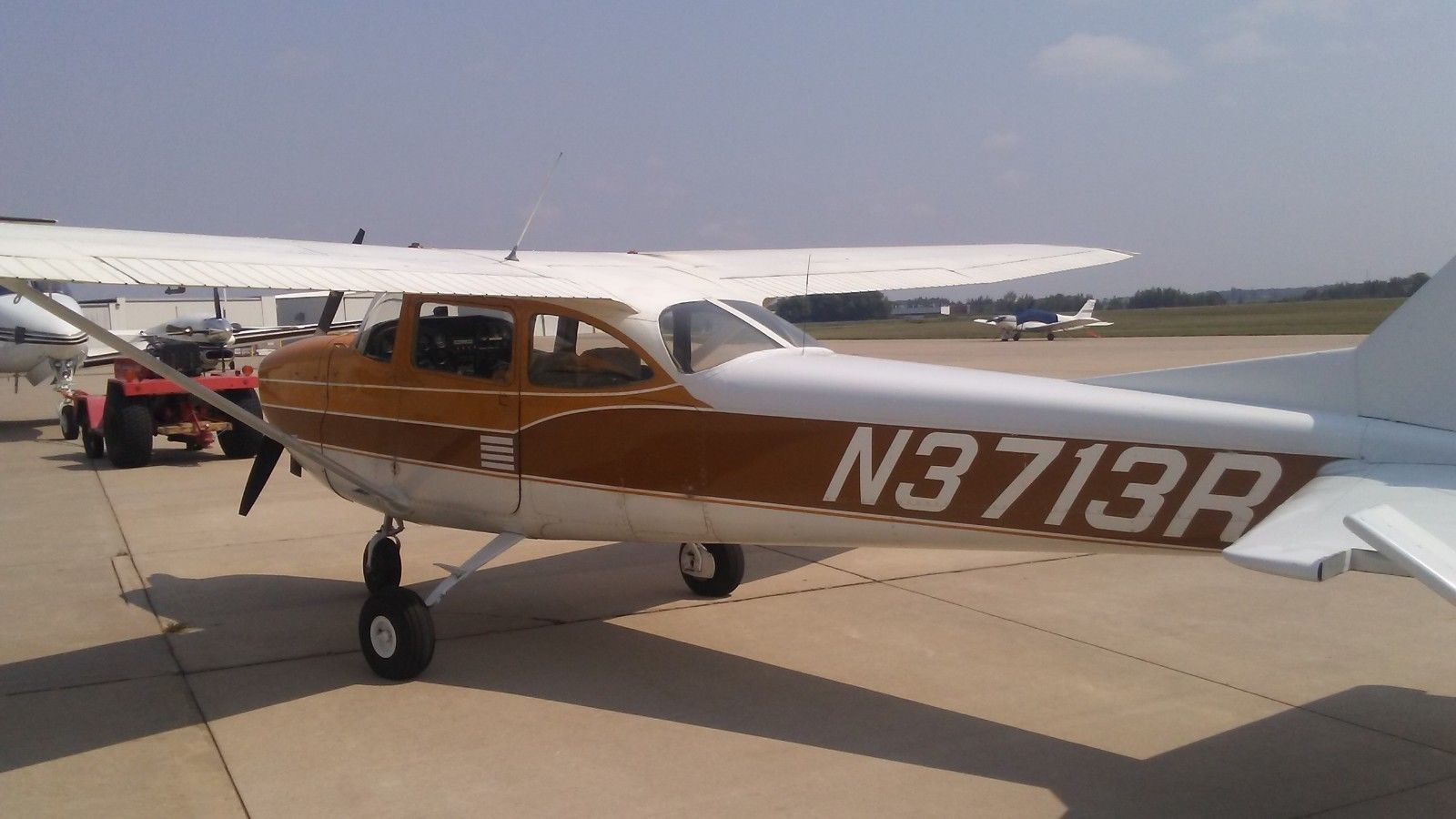 new parts 1966 Cessna 172 H aircraft for sale