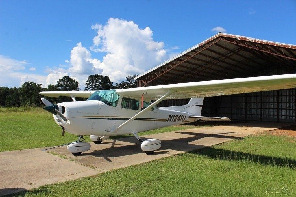 new tires 1976 Cessna 172 aircraft