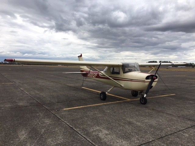 overhauled 1966 Cessna 150 F aircraft for sale