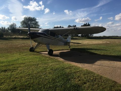 project 1950 Piper Pacer PA 20 aircraft for sale