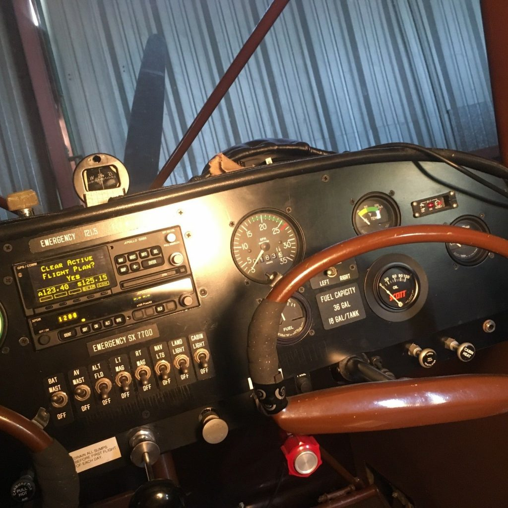 project 1950 Piper Pacer PA 20 aircraft
