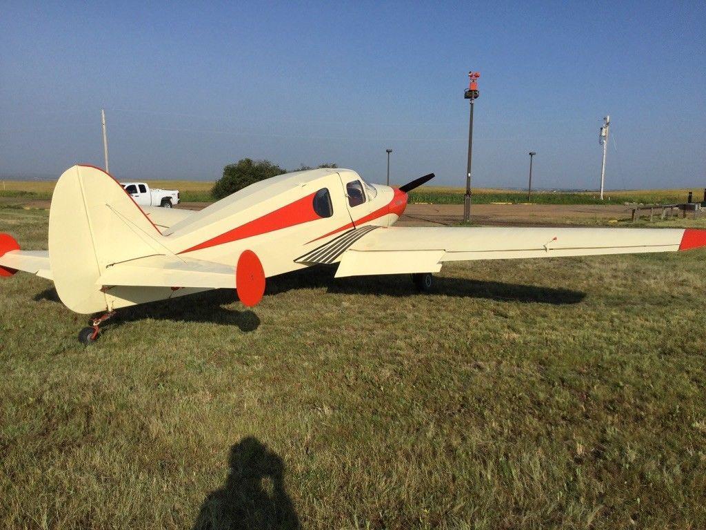 restored 1947 Bellanca Cruisair Senior aircraft for sale