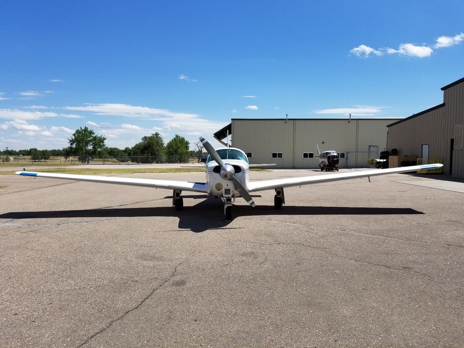 some imperfections 1963 Mooney M20C aircraft for sale