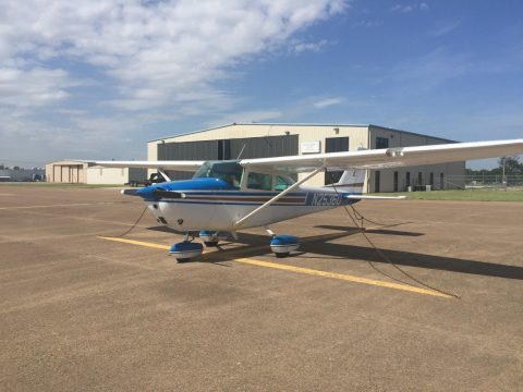 very nice 1963 Cessna 172D Skyhawk N2536u aircraft for sale
