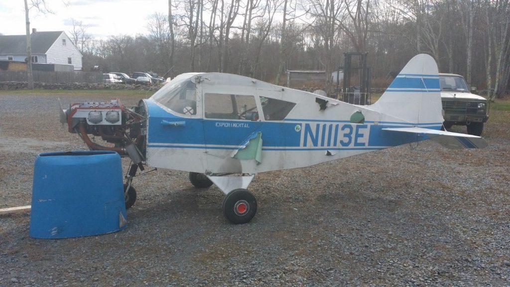 complete 1969 Stits SA7D Experimental Aircraft