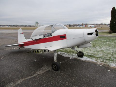 damaged 1997 Mustang II Experimental aircraft for sale