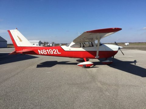 long range tanks 1967 Cessna 172h/180 aircraft for sale