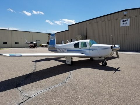 överhauled 1963 Mooney M20C aircraft for sale
