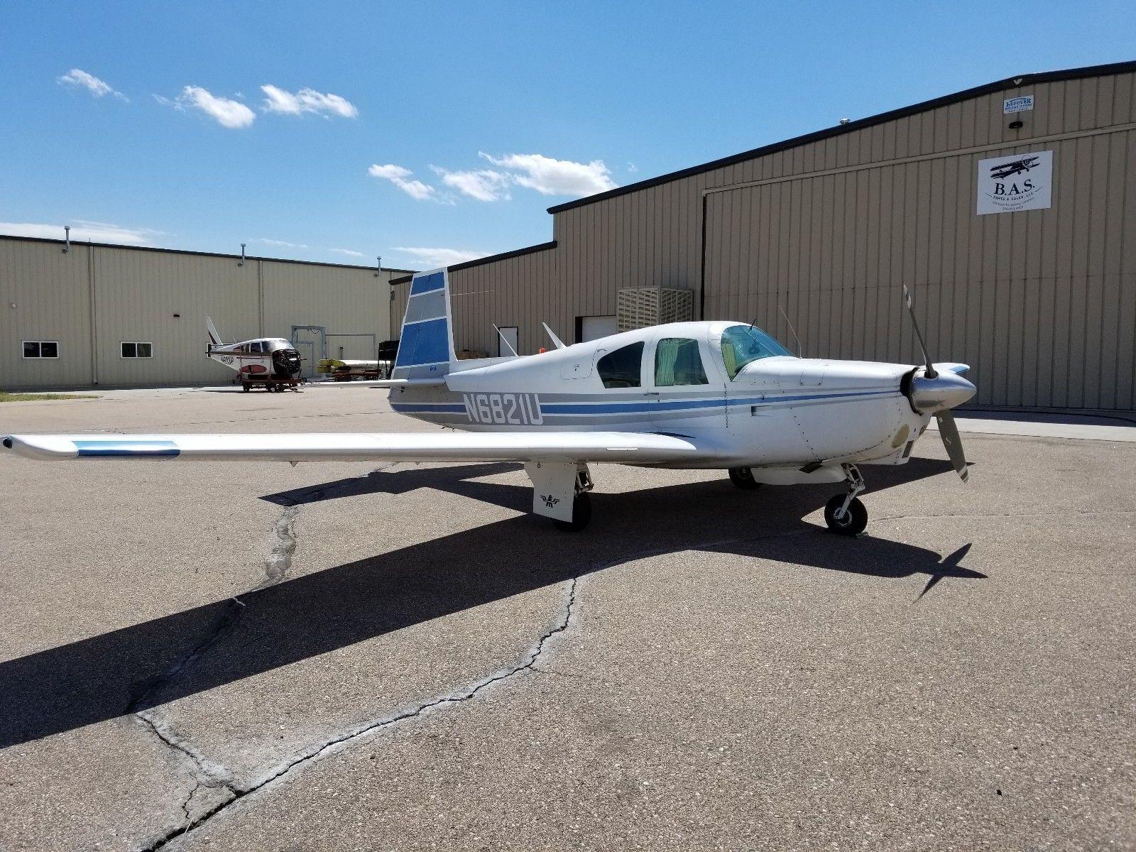 överhauled 1963 Mooney M20C aircraft for sale