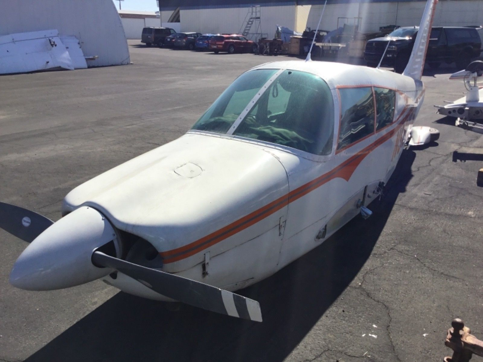 Project 1968 Piper Cherokee PA28 235 aircraft for sale