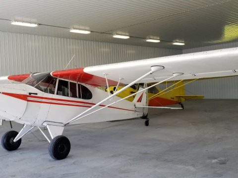 qell equipped 1947 Piper PA12 Super Cuiser aircraft for sale